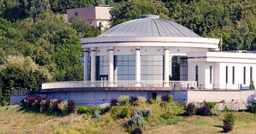 Официальное фото Санатория Волжский Утёс 3 звезды