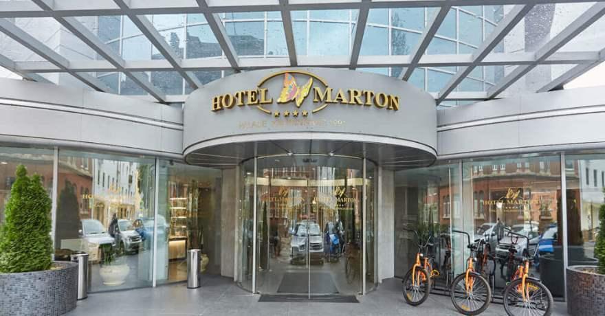 Официальное фото Отеля Мартон Палас Калининград 4 звезды