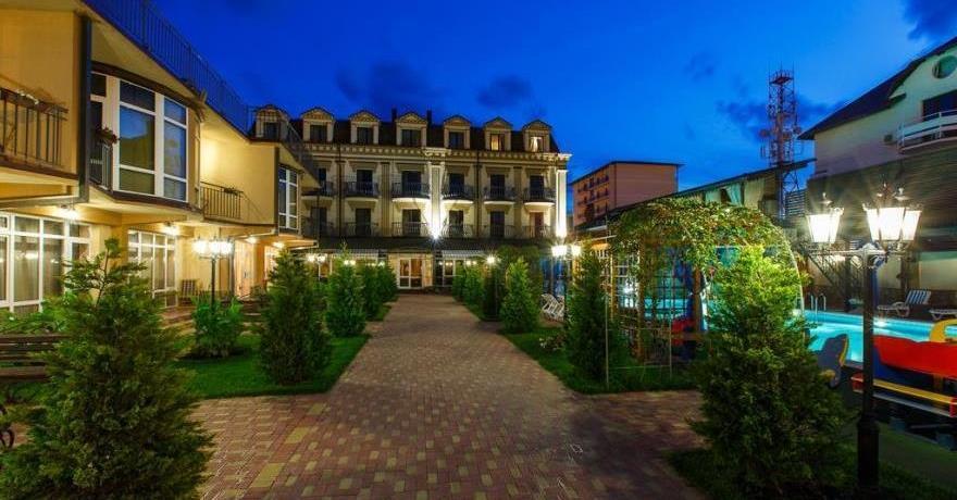 Официальное фото Отеля Маринус  звезды