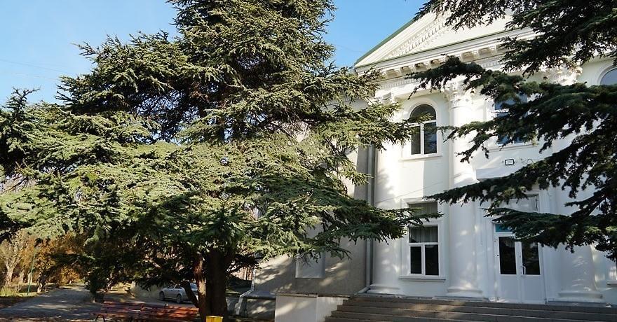 Официальное фото Пансионата Крымское Приморье  звезды
