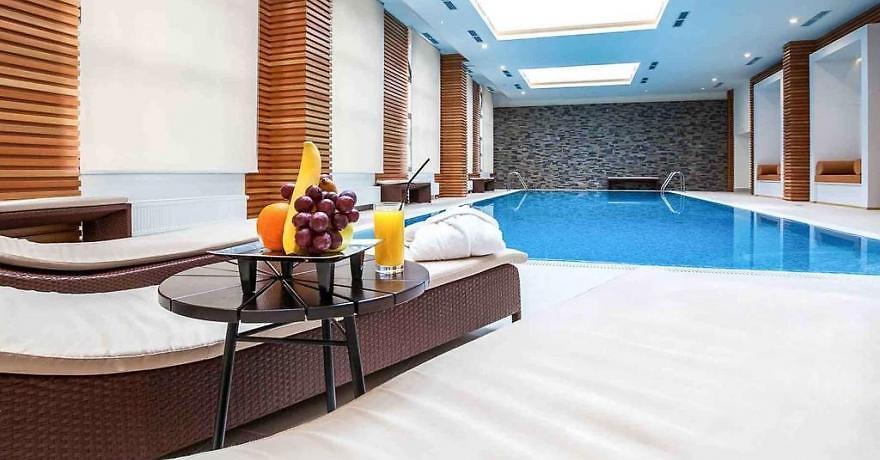 Официальное фото Отеля Mercure Rosa Khutor Hotel 4 звезды