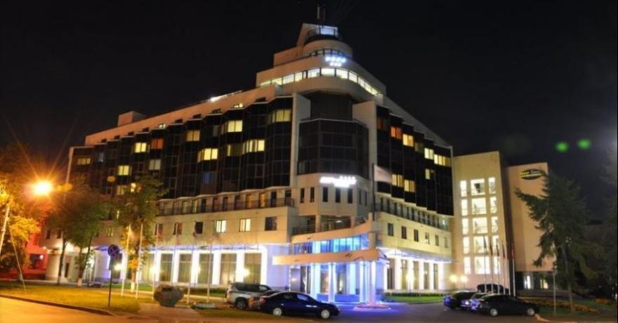 Официальное фото Гостиницы Пур-Наволок 4 звезды