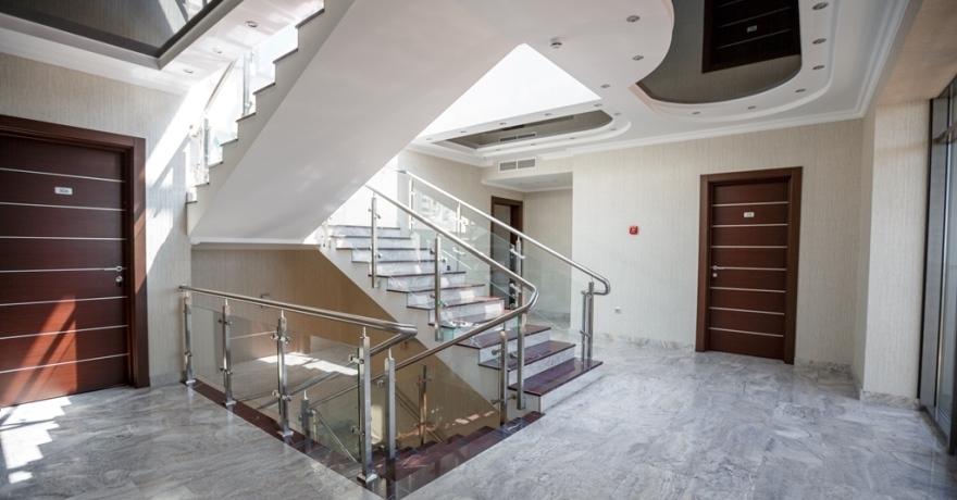 Официальное фото Отеля Энсино  звезды