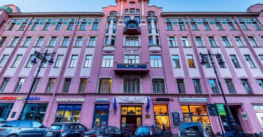 Официальное фото Отеля AKYAN St.Petersburg 4 звезды