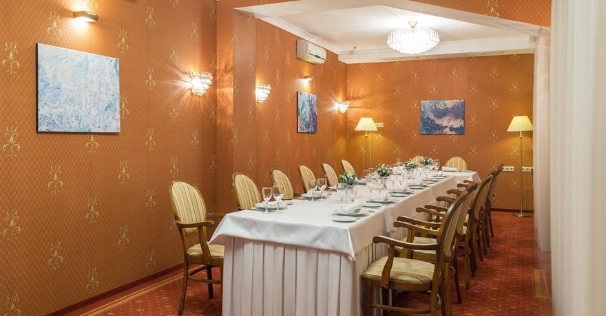 Официальное фото Отеля Космос Петрозаводск 4 звезды