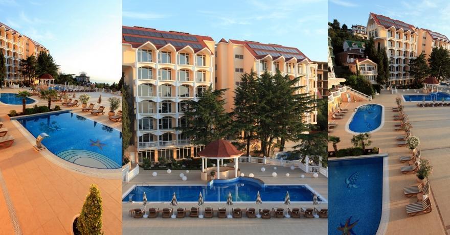 Официальное фото Отеля ИваМария  звезды