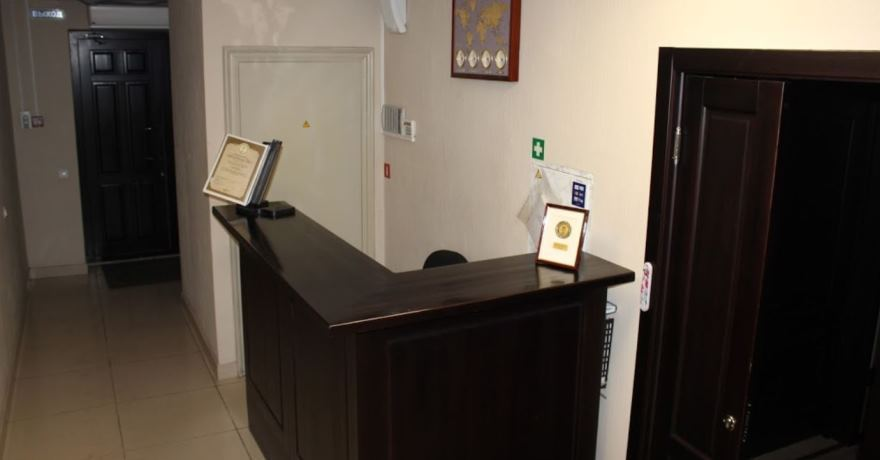 Официальное фото Гостиницы Белый дом 3 звезды