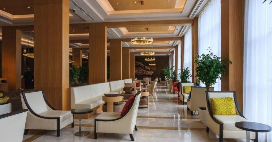 Официальное фото Отеля Сочи Марриотт Красная Поляна 5 звезды