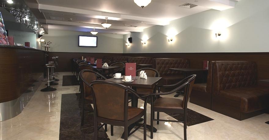 Официальное фото Отеля Максима Панорама 3 звезды