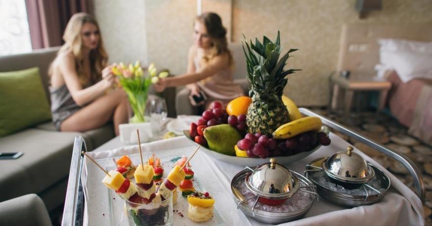 Официальное фото Отеля Аквамарин Resort & SPA 5 звезды