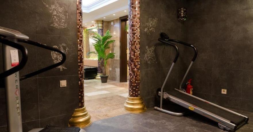 Официальное фото Отеля Адельфия 3 звезды