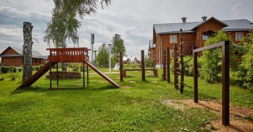 Официальное фото Гостиничного  Комплекса Дивеевская слобода 4 звезды