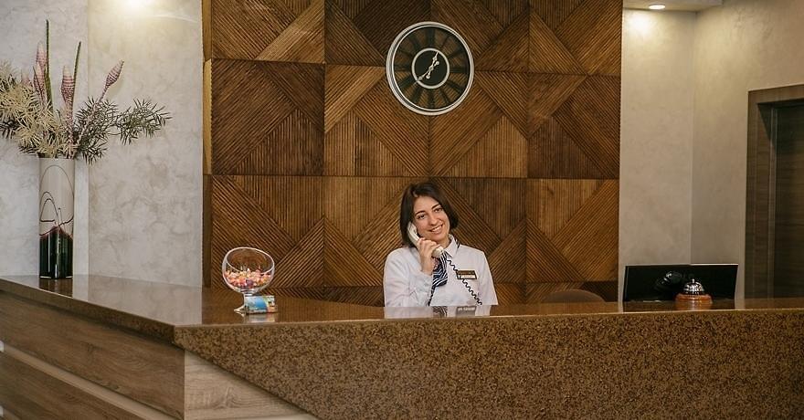 Официальное фото Отеля Норд  звезды
