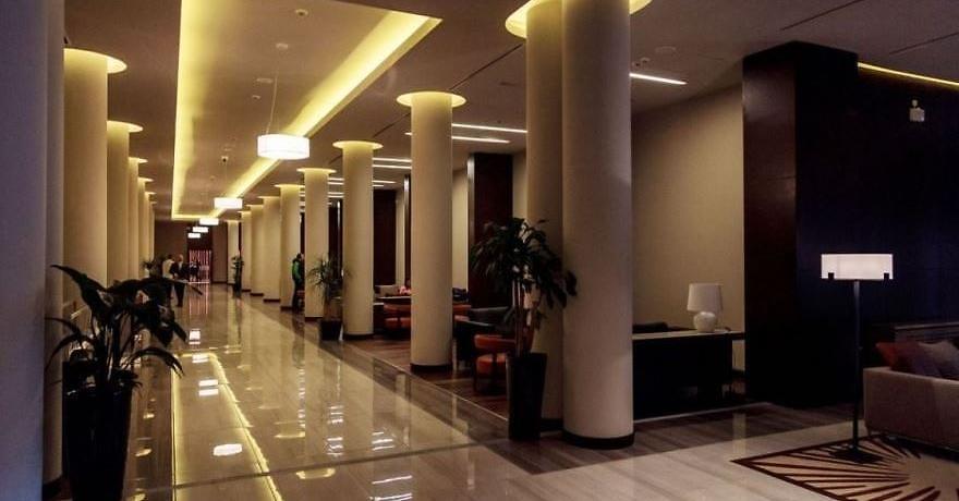 Официальное фото Отеля Панорама by Mercure Красная Поляна 4 звезды