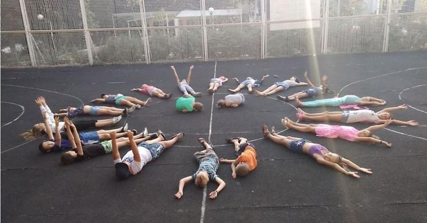 Официальное фото Детского лагеря Кипарис  звезды