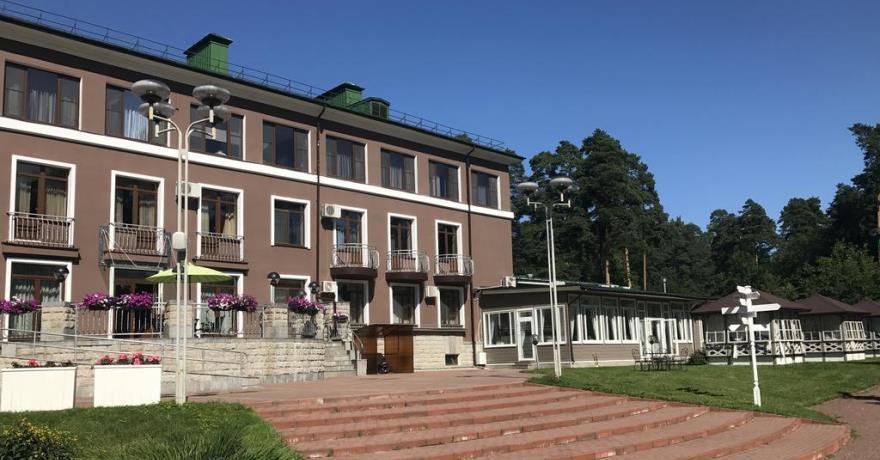 Официальное фото Отеля Президент 5 звезды