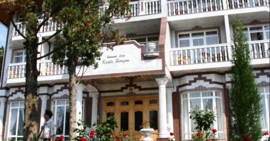 Официальное фото Гостиного двора Князь Голицын  звезды