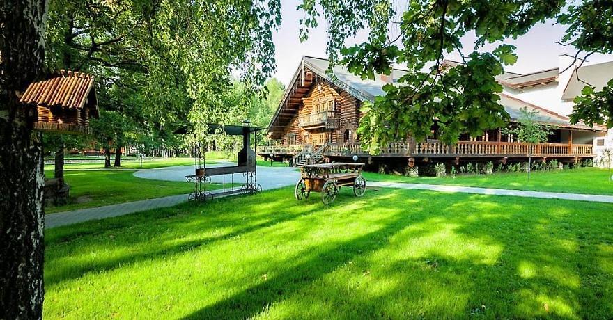 Официальное фото Комплекса отдыха Русская Деревня  звезды