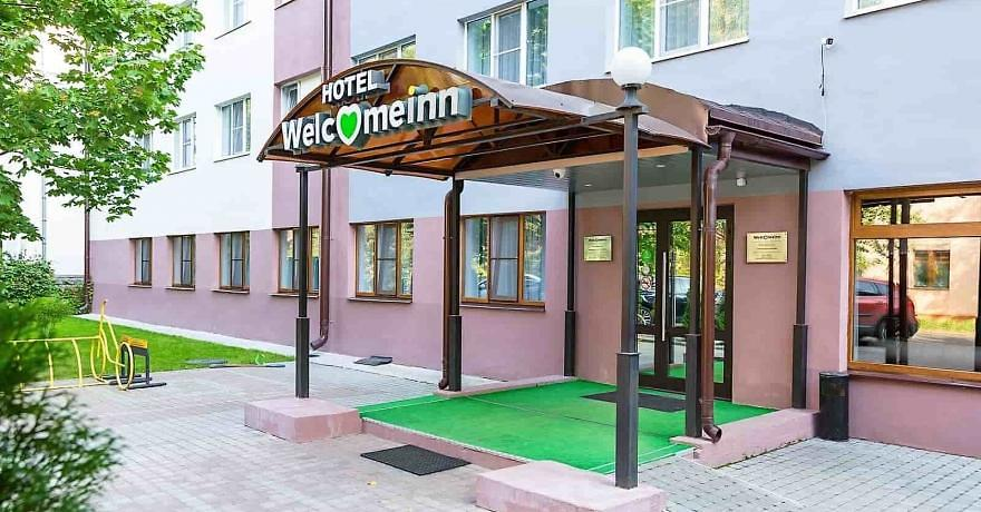 Официальное фото Гостиницы Welcome inn 3 звезды