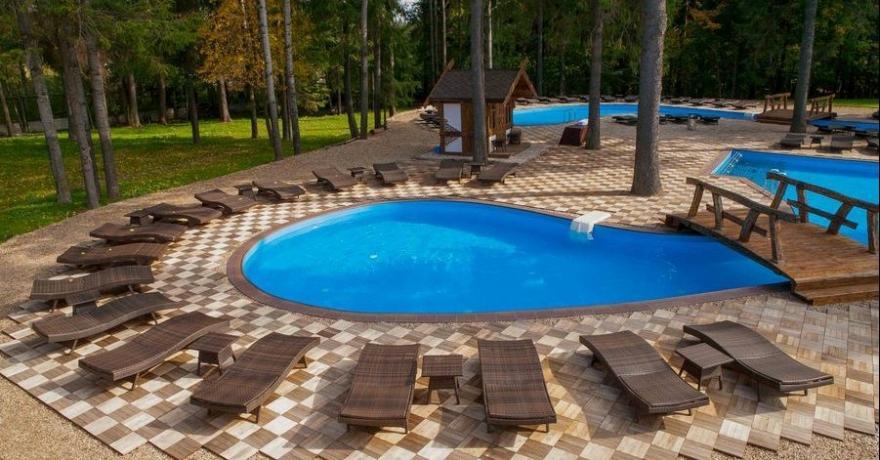 Официальное фото Парк-отеля Солнечный 4 звезды