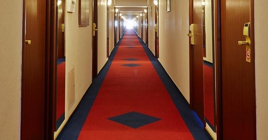 Официальное фото Гостиничного  Комплекса Ангара 3 звезды