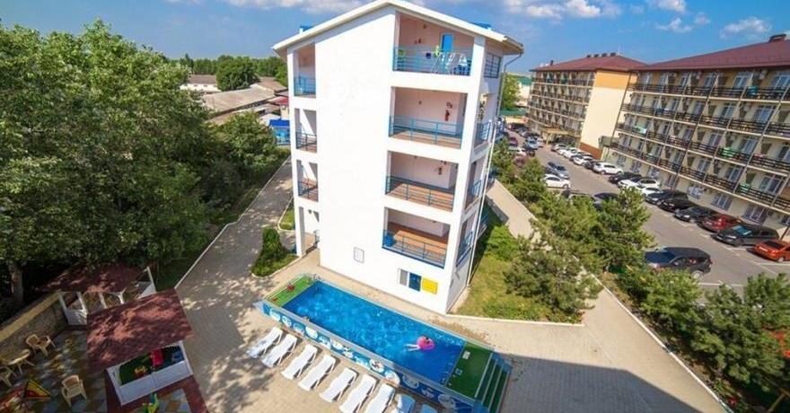 Официальное фото Отеля Шихан 2 звезды