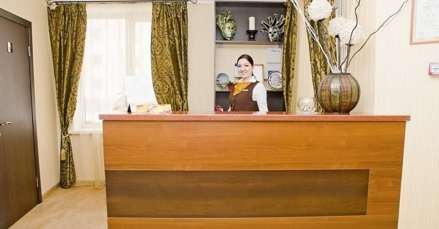 Официальное фото Отеля Вилла Рио 2 звезды