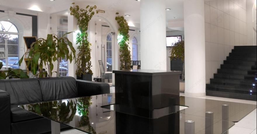 Официальное фото Отеля Премьер 4 звезды
