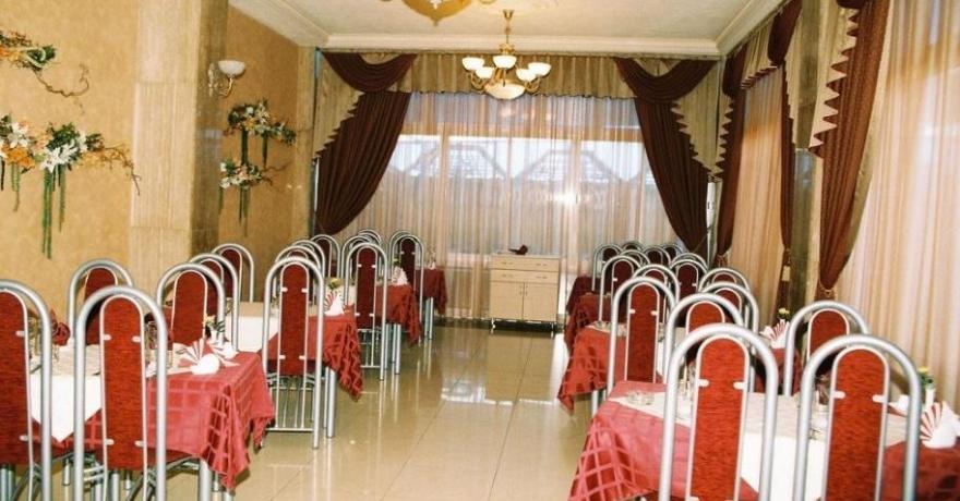 Официальное фото Отеля Оазис 3 звезды