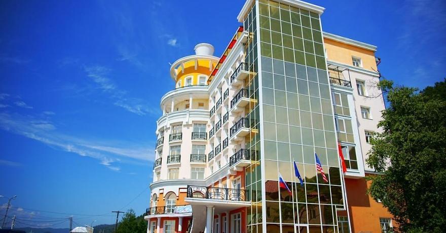 Официальное фото Отеля Маяк  звезды