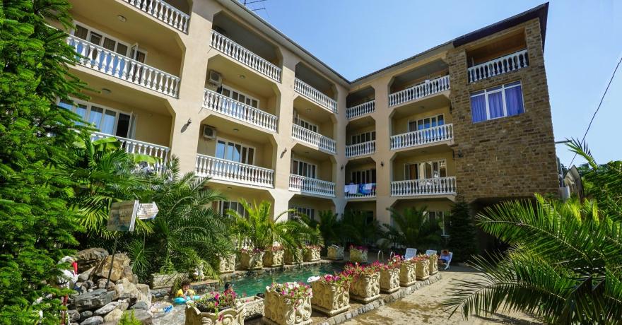 Официальное фото Гостиницы Мадагаскар 2 звезды