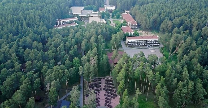 Официальное фото Парк-отеля Яхонты Таруса 4 звезды