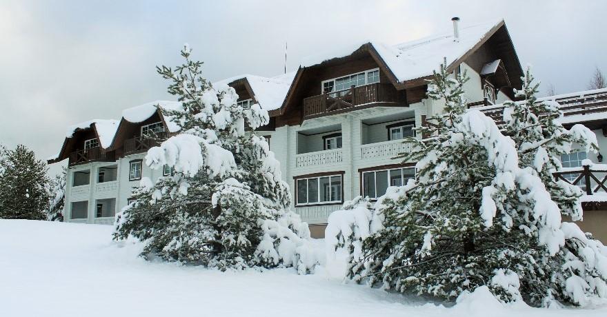 Официальное фото Эко-отеля Новый Ковчег  звезды