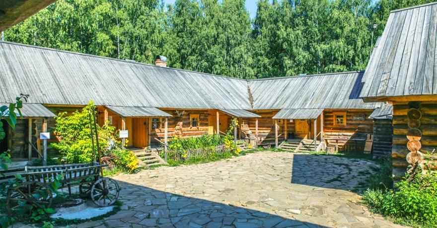 Официальное фото Этноотеля Беларусь (ЭТНОМИР)  звезды