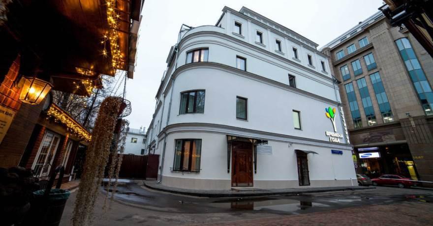 Официальное фото Отеля Времена Года 4 звезды