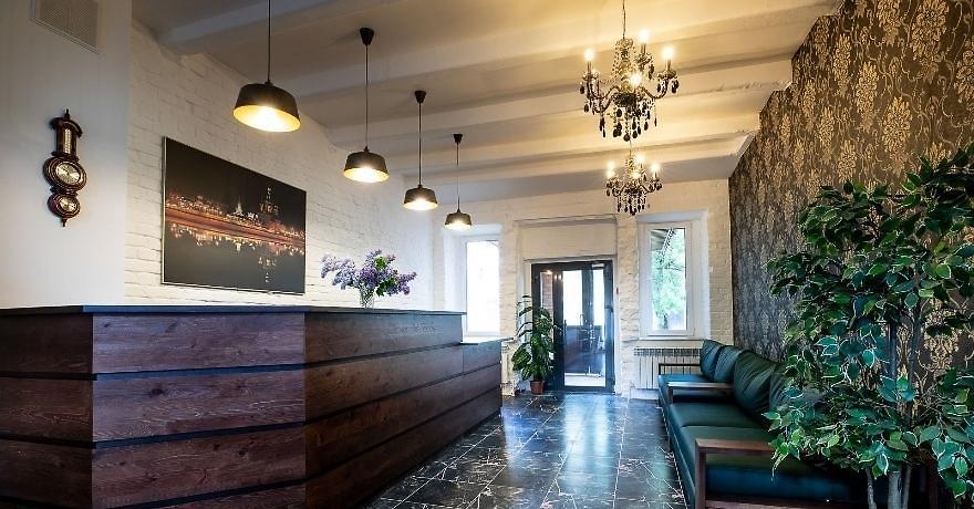 Официальное фото Отеля Никитин 3 звезды