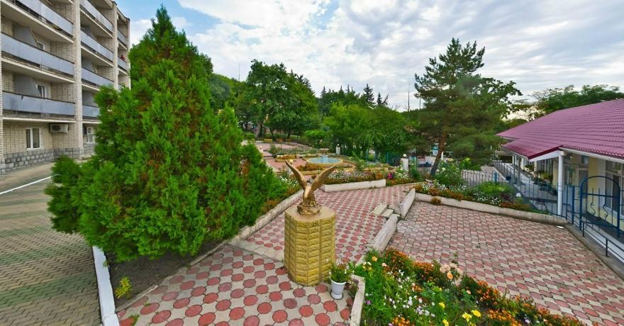Официальное фото Санатория Долина Нарзанов Железноводск  звезды