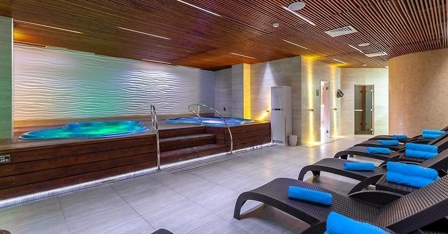 Официальное фото Отеля Грейс Калипсо 4 звезды