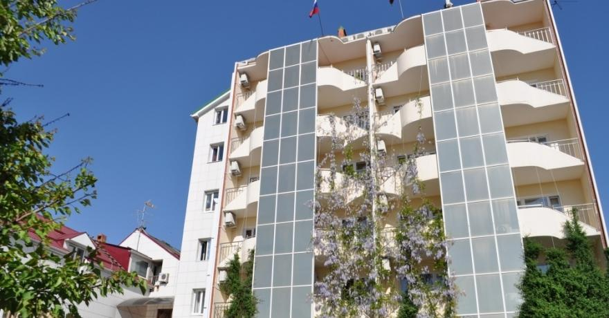 Официальное фото Гранд Отеля Уют 4 звезды