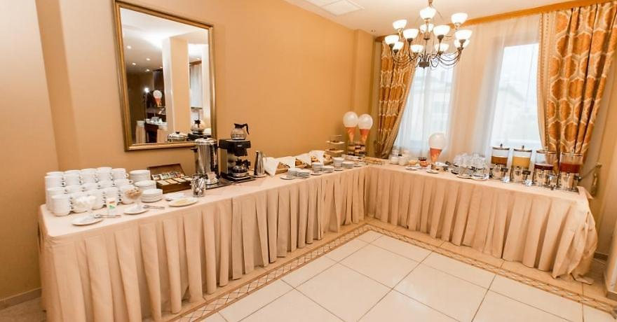 Официальное фото Отеля Азимут Полярная звезда Якутск 4 звезды