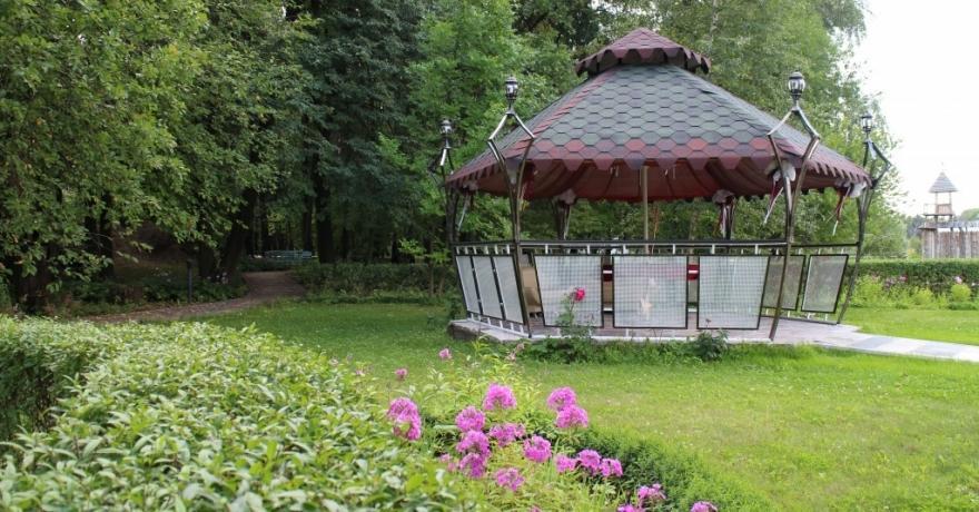 Официальное фото Санатория Ревиталь Парк 4 звезды