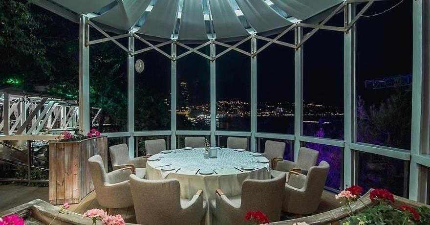 Официальное фото Отеля Приморский парк 4 звезды