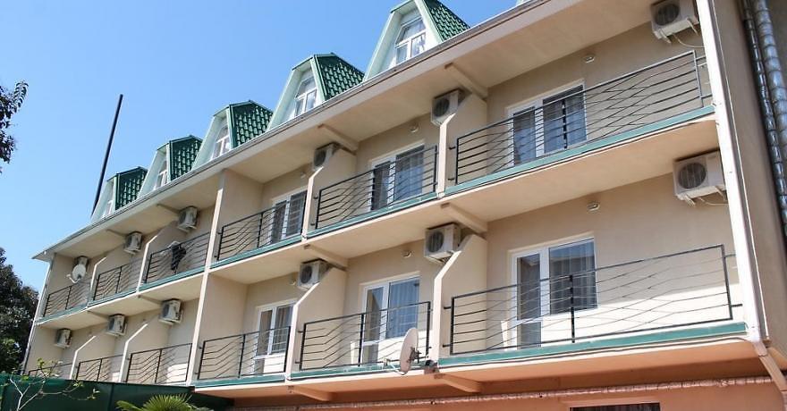 Официальное фото Гостиницы Виктория 1 звезды