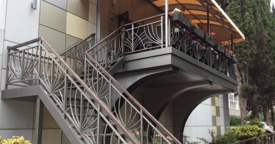 Официальное фото Гостиничного  Комплекса Сочи-Магнолия 3 звезды