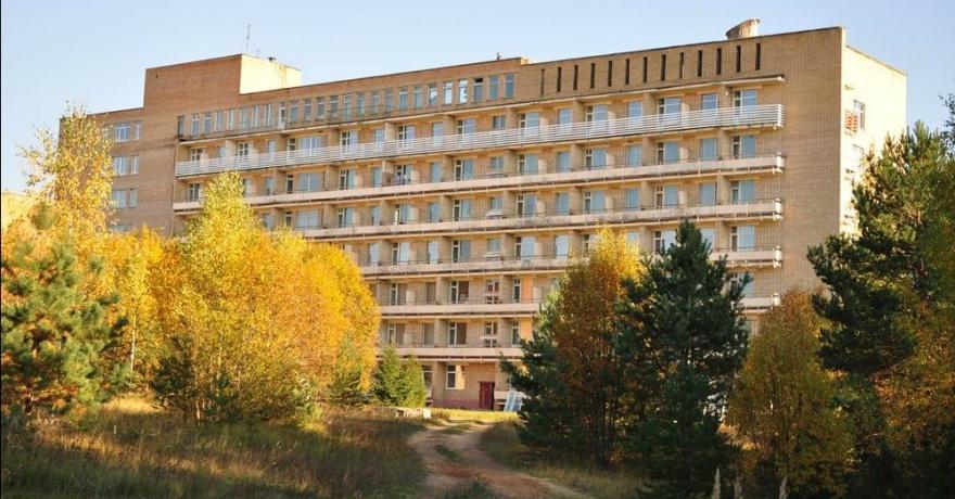 Официальное фото Санатория Имени Пржевальского (Лафер)  звезды