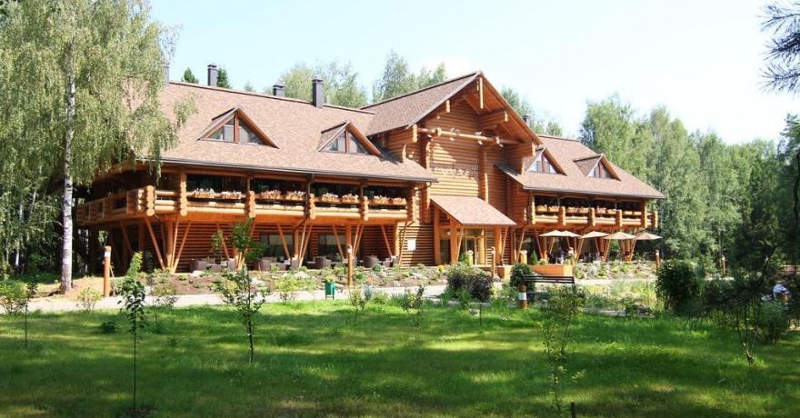 Официальное фото Эко-отеля Романов Лес 4 звезды