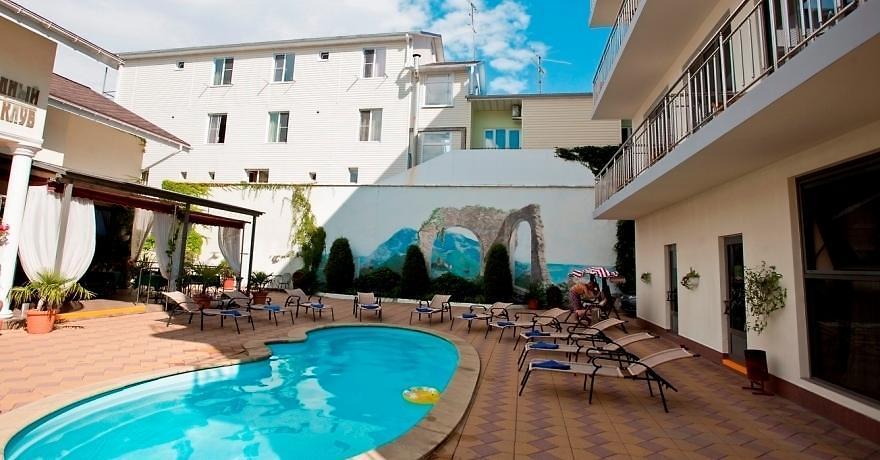 Официальное фото Отеля Малекон 3 звезды