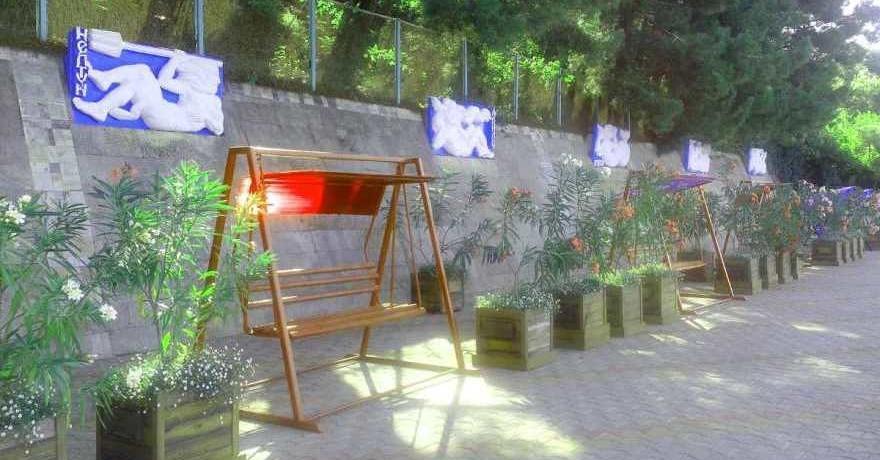 Официальное фото Санатория Белые Ночи 3 звезды