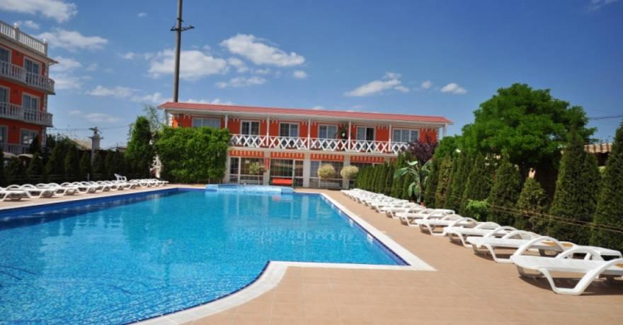 Официальное фото Отеля Апельсин  звезды