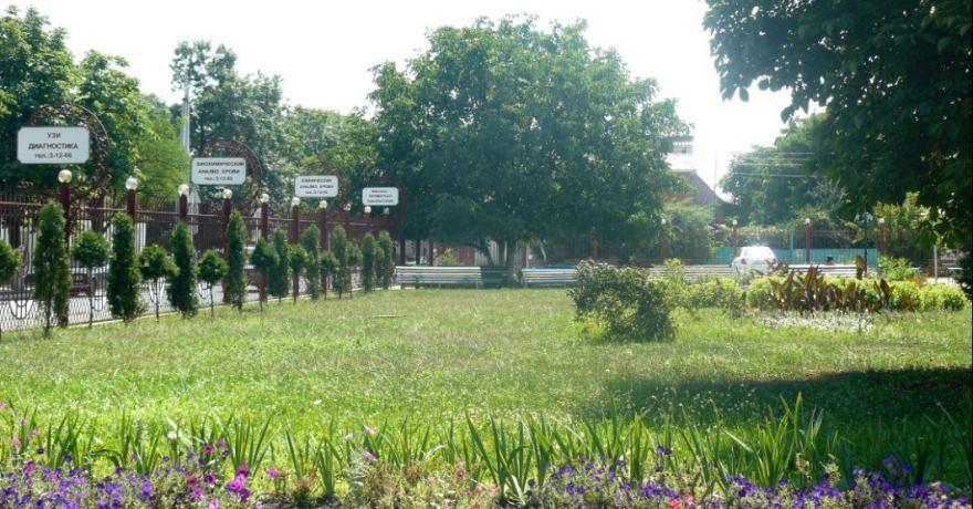 Официальное фото Санатория Лаба - Центральный корпус  звезды